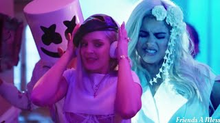 FRIENDS x I'M A MESS | Mashup of Marshmello, Anne-Marie & Bebe Rexha (M/V)