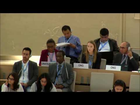 ID on the enjoyment of all human rights by older persons | HRC 33