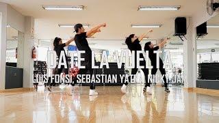 Date La Vuelta - Luis Fonsi, Sebastian Yatra, Nicky Jam. - Zumba - Flow Dance Fitness