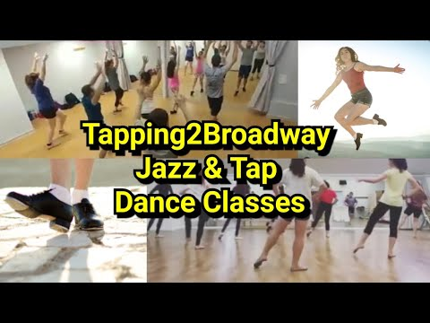 Jazz and Tap Dance Program (Tapping2Broadway)