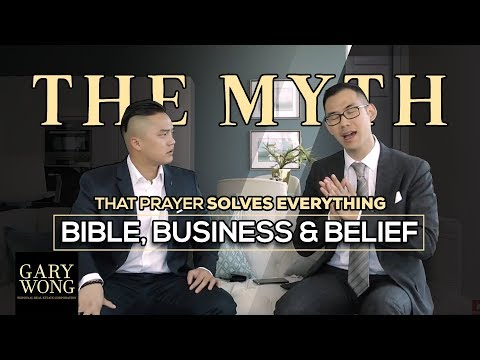 The Myth That Prayer Solves Everything | Bible, Business & Belief Ep. 13