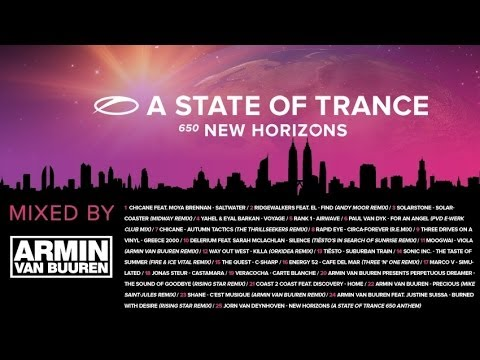 Armin van Buuren: A State of Trance 650 - New Horizons ...