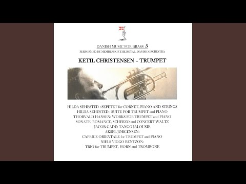 Suite For Trumpet And Piano