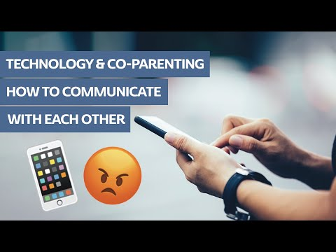 Technology & Co-Parenting