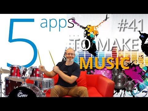 5 best music making apps