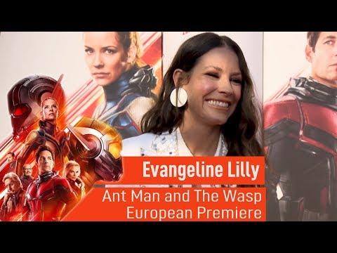 'Authenticity is beautiful!': Evangeline Lilly wants female superheroes to feel real