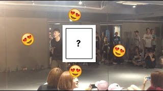 HOT GUY DANCING | Korea Vlog #3