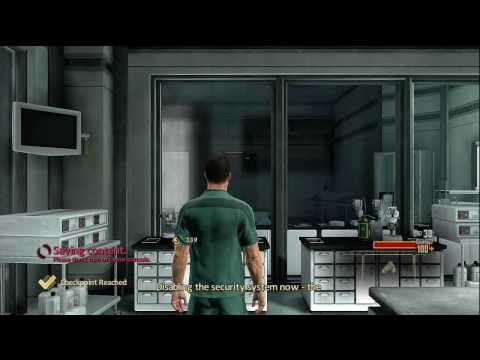Alpha Protocol - Walkthrough: Introduction - Part 1