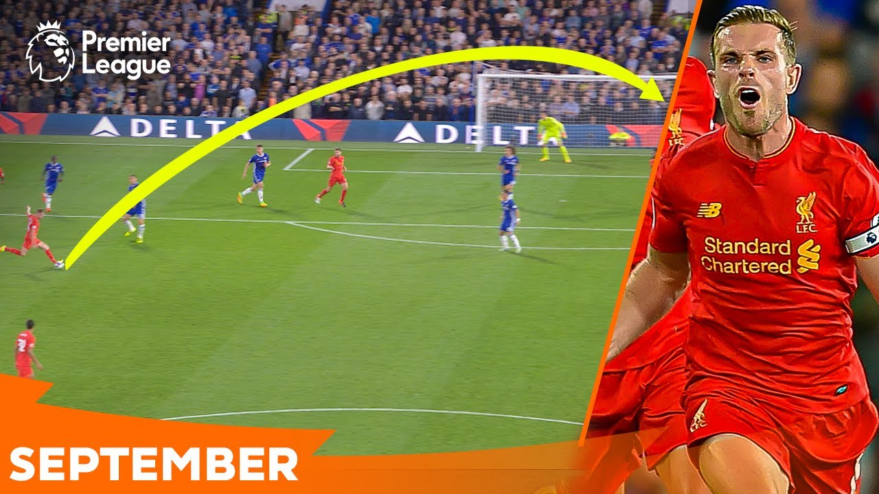 BEST Premier League Goals Scored In September | Henderson, Di Maria, Yeboah & more!