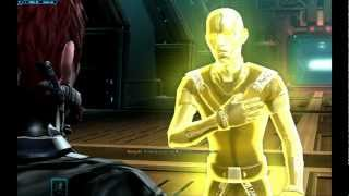 *SPOILERS* SWTor: Sith Warrior class story Act 3 -  Voss: Pendant of Bone - Part 3 of 7
