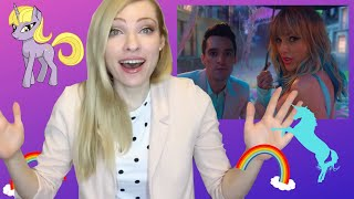 TAYLOR SWIFT & BRENDON URIE ME Musician s Reaction & Review