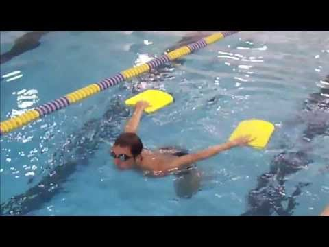 Learn How to Do a Flip Turn in the Pool