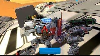 War Robots Test Server 3.2.0 New Map & Immortal Schutze