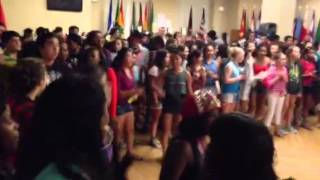 Future Division Song at the 2013 IYE conference