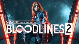 Vampire The Masquerade: Bloodlines 2 - Cinematic Announcement Trailer