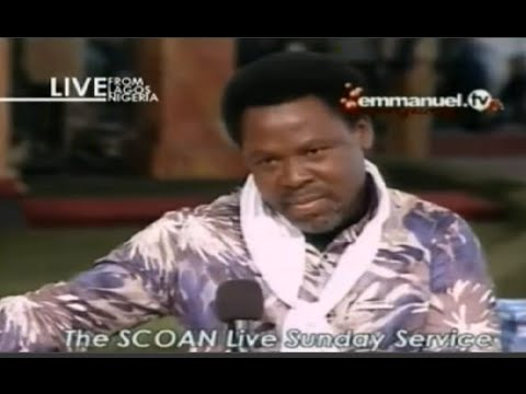 SCOAN 28/12/14: SERMON: YOU NEED A FREE SPIRIT (THE WORD & THE SPIRIT) BY TB JOSHUA. Emmanuel TV