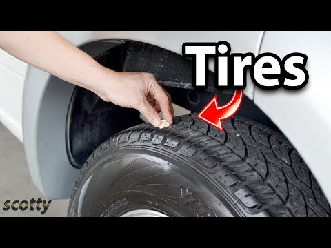 How To Tell If You REALLY Need New Tires