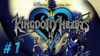 A NEW ADVENTURE! - Kingdom Hearts (1) w/ Pewds