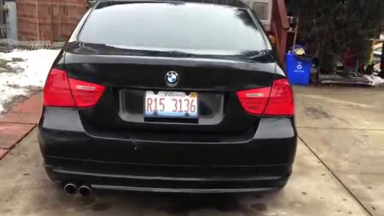 2011 Bmw 328i Xdrive Blacked Out Youtube