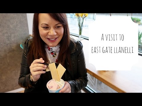 A Visit to East Gate Llanelli