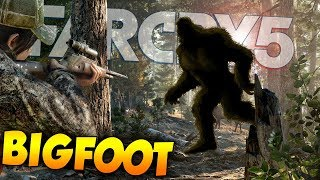 Far Cry 5 - ALL BIGFOOT CLUES AND SIGHTING LOCATIONS (SO FAR...) - Far Cry 5 Bigfoot Easter Egg
