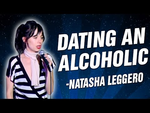 Natasha Leggero: Dating An Alcoholic | November 1, 2006 - Part 2 (Stand Up Comedy)