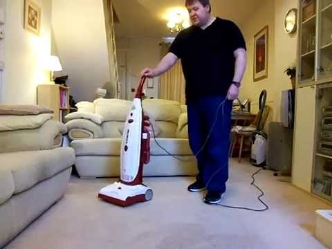 Hoover Purepower Pu2122 Pets Upright Vacuum Cleaner Unb