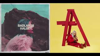 CONTROLCAT - Halsey vs. Billie Eilish (Mashup)