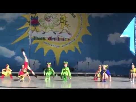 Детский танец,  Заводные игрушки,  покорил Украину