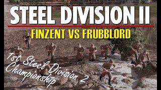 Finzent vs Frubblord! 1st Steel Division 2 Championship, Round 2 (Orsha East, 1v1)