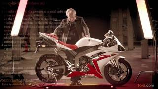 "Yamaha R1 ""All of the Above"" TV Ad Motorbike Commercial"