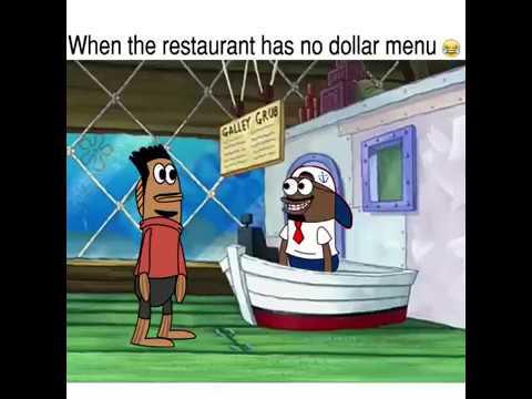 When The Restaurant Has No Dollar Menu