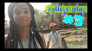 SPELMAN COLLEGE VLOG #3 | Spelman New Student Orientation