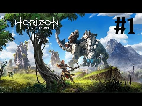 HORIZON ZERO DAWN let's play en Español capitulo 1 guille let's play