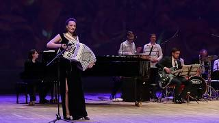 """Historia de un amor"" - Carlos Eleta Almarán - improvisation Richard Galliano - play Maria Selezneva"