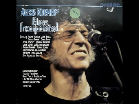 BLUES INCORPORATED -Alexis Korner