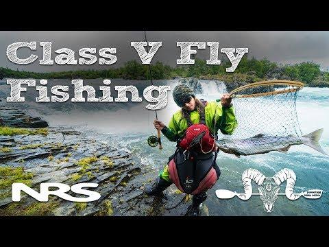 Class V Fly Fishing