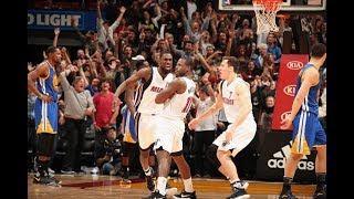 NBA Players Underreacting