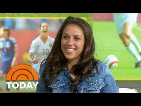 Carli Lloyd: It Took Me 13 Years To Realize I Could Be A Soccer Star | TODAY