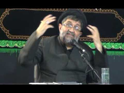 AHLULBAYT ARE CHOSEN FOR VICTORY NIGHT 8 | HUSSAIN-HEIR OF THE PROPHETS | H.I.AFTAB HAIDER