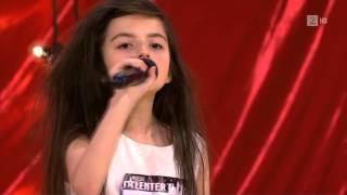 Angeline Jordan - Gloomy Sunday by Billie Holiday, Norske Talenter 2014