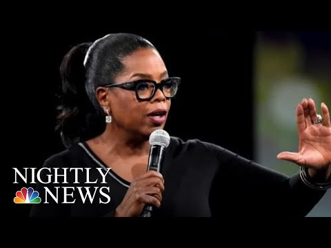 Oprah To Hit The Campaign Trail In Georgia For Stacey Abrams | NBC Nightly News