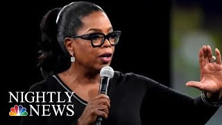 Oprah To Hit The Campaign Trail In Georgia For Stacey Abrams   NBC Nightly News
