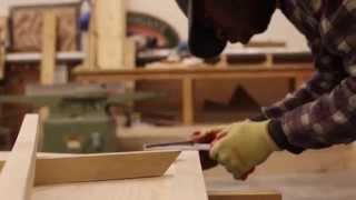 The Dixon Hall Pre- Apprenticeship Carpentry Program