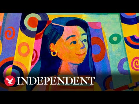 Pacita Abad: Google Doodle commemorates Philippine artist and ...