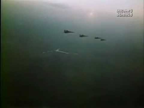 Russian Jets Chase UFO over Moscow 1990
