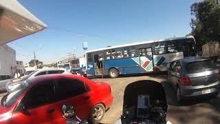 Por av Aut Aviadores del Chaco,  luego Aut Ñu Guazu por ultimo Av Sacramento ( Asunción ) YouTube Videos