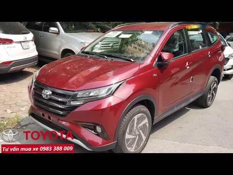 Quá hót Toyota Rush 2019 đã cập bến Toyota Hà Nội, ngoại thất nội thất quá đẹp, giá xe 668 triệu.