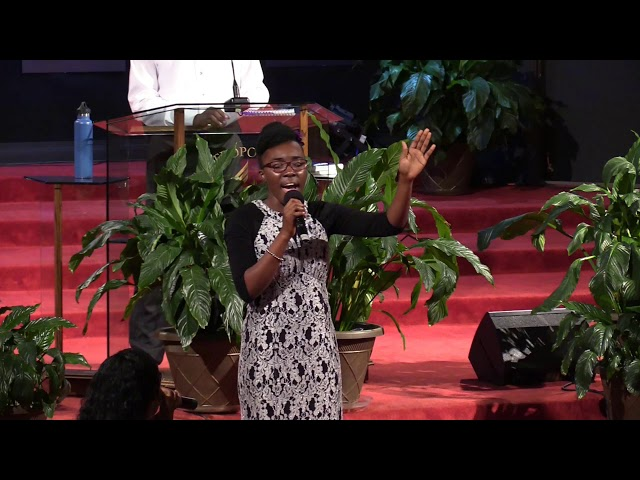 To God be the Glory - Sister Naomi