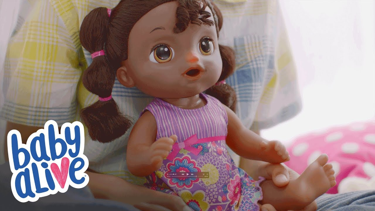 Baby Alive Sweet Tears Baby Doll Official Teaser 2